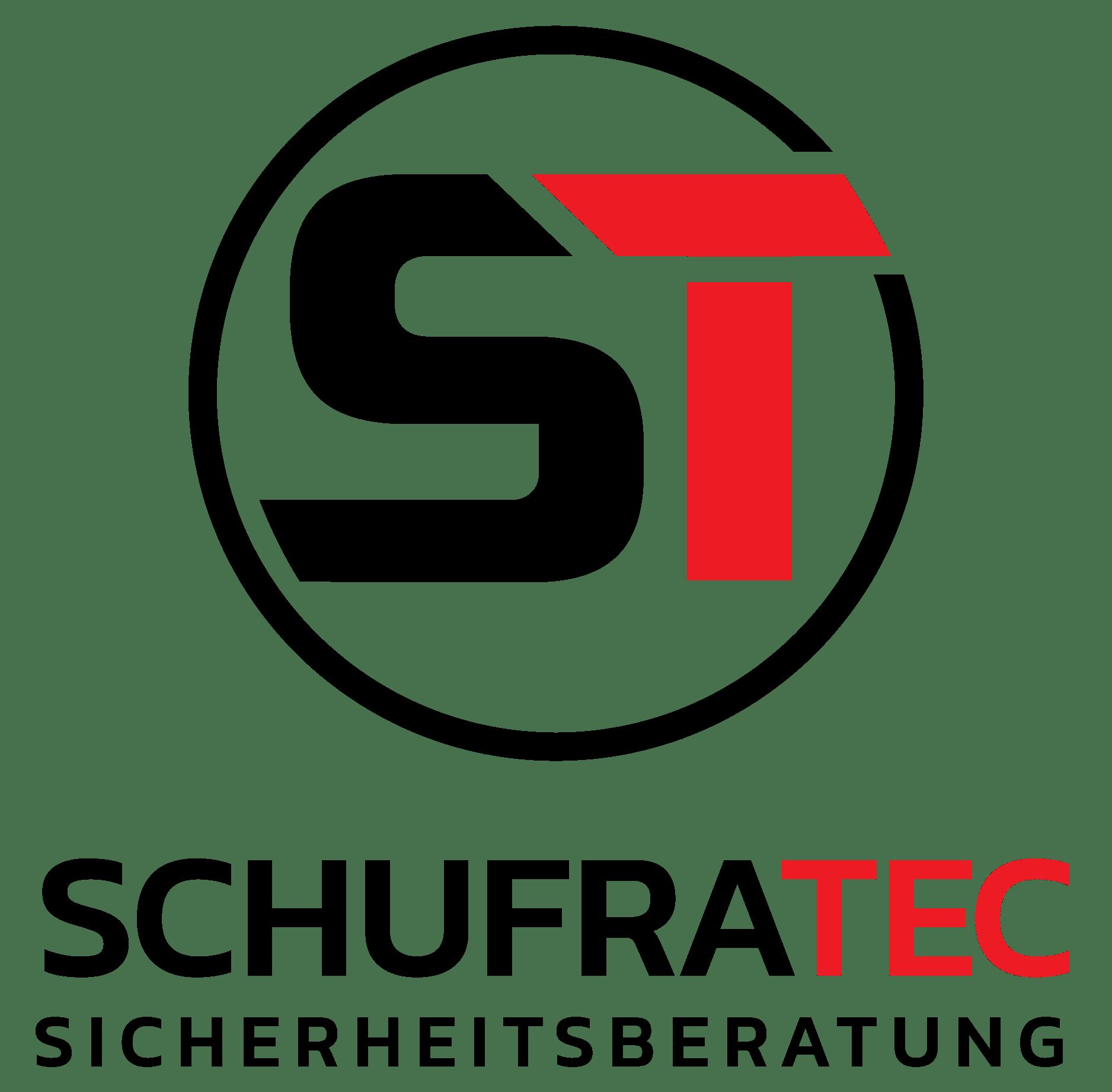 Logo SCHUFRATEC - Sicherheitsberatung